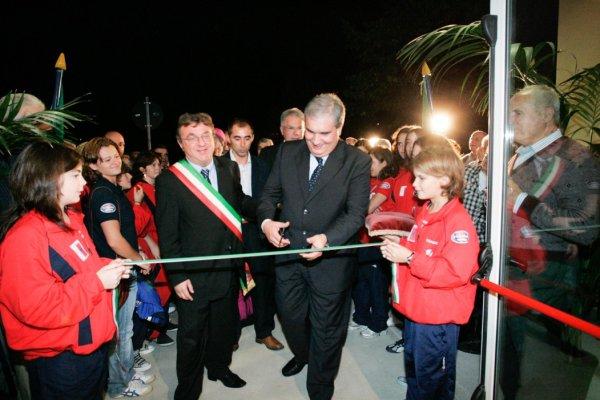 Inaugurazione Centro Sociale